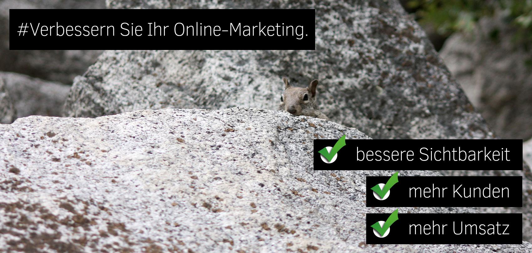 Kostenloses Erstgespräch - Verbessern Sie Ihr Online Marketing