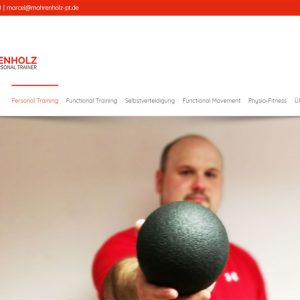 Hannover Marketing Referenzen Personal Trainer