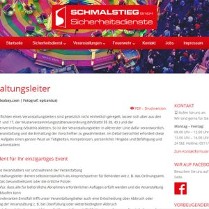 Hannover Marketing Referenzen Sicherheitsdienst